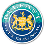 Belfast City Council Logo and Link